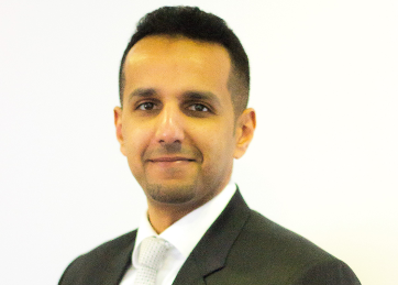 Rami Alhadhrami, Partner Tax & Regulatory Services